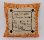 HARVEST HILL SQUARE PILLOW